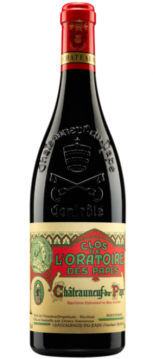 Ogier Clos de L'Oratoire des Papes Rouge 2014 | Red Wine