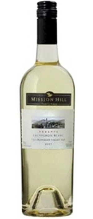Mission Hill Reserve 2013 Sauvignon Blanc Bottle