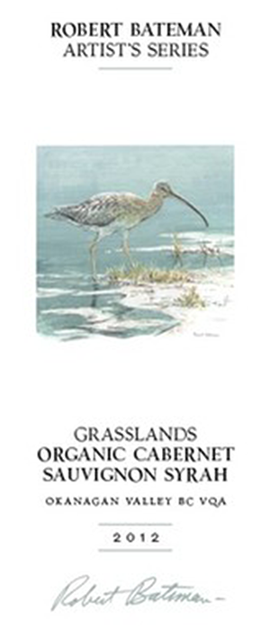 Grasslands Organic (Robert Bateman Collection) Bottle