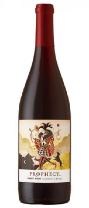 Prophecy California Pinot Noir Bottle
