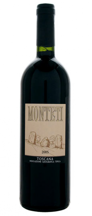 Tenuta Monteti Anniversary Edition 2005 Bottle