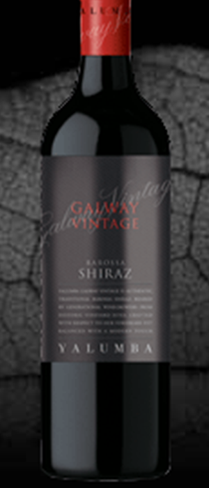 Galway Vintage Traditional Shiraz | Red Wine