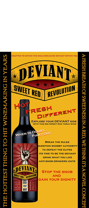Deviant Bottle