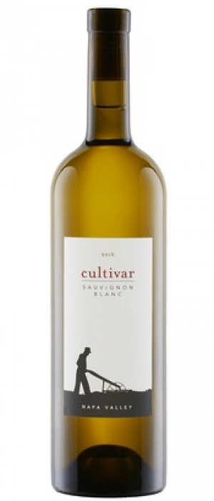 Cultivar Wine 2015 Sauvignon Blanc Bottle