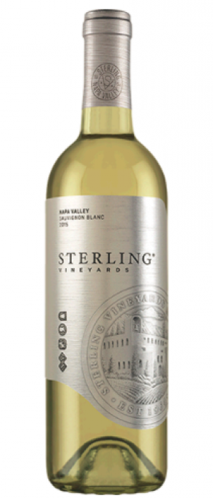 Sterling Vineyards 2015 Sauvignon Blanc Bottle