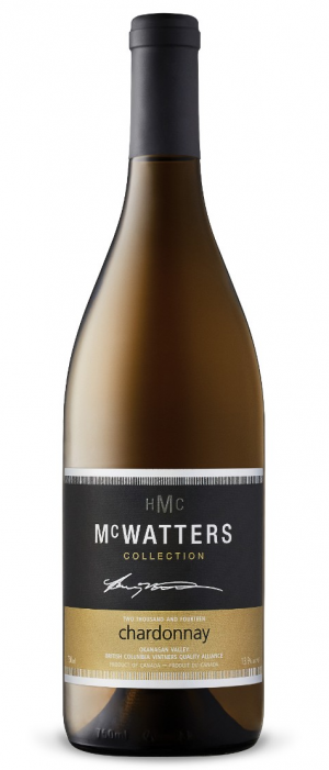 McWatters Collection 2014 Chardonnay Bottle