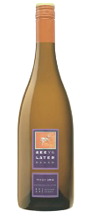 See Ya Later Ranch 2011 Pinot Gris (Grigio) Bottle