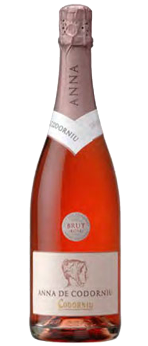 Anna de Codorniu Cava Brut Rose Bottle