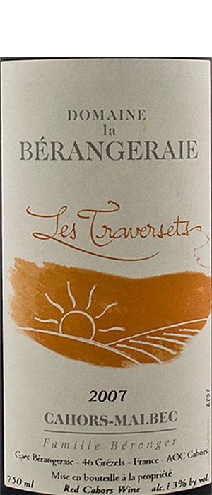 Les Traversets | Red Wine