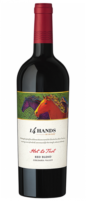 14 Hands Winery Hot to Trot 2014 Red Wine Blend | Red Wine
