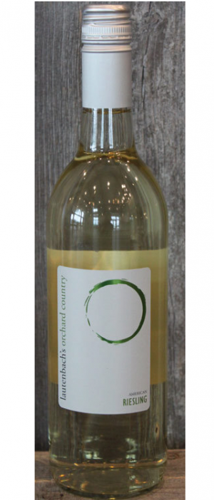Lautenbach's Orchard Country Riesling | White Wine