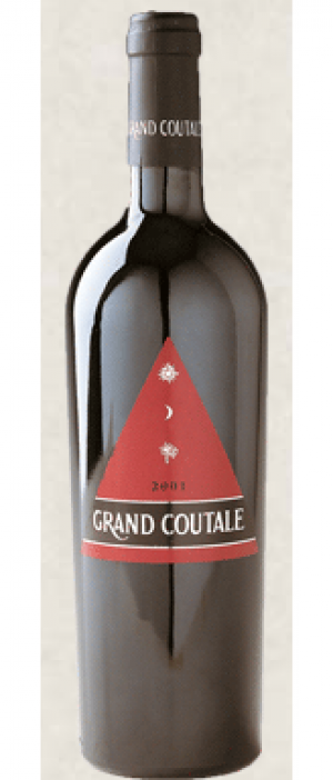 Grand Coutale 2010 Bottle