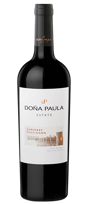 Doña Paula Estate 2013 Cabernet Sauvignon Bottle