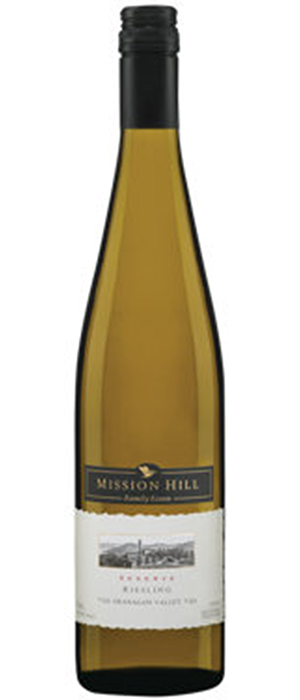Mission Hill Reserve 2013 Riesling Bottle