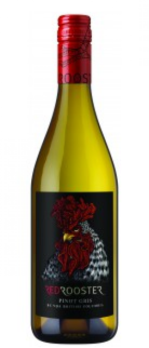 Red Rooster 2017 Pinot Gris (Grigio) Bottle
