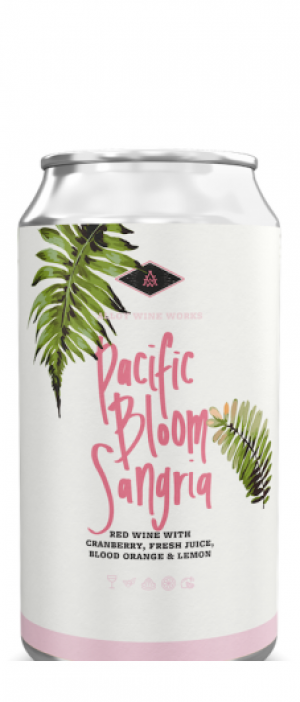 Alloy Wine Works Pacific Bloom Sangria | Red Wine