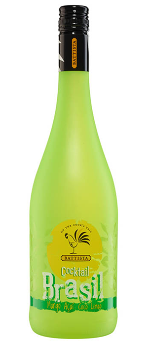 Battista Brasil Bottle