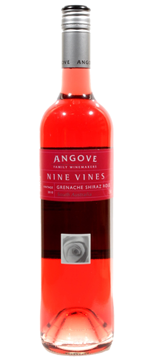 Nine Vines Bottle
