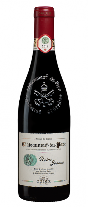 Ogier 2014 Reine Jeanne Rouge | Red Wine