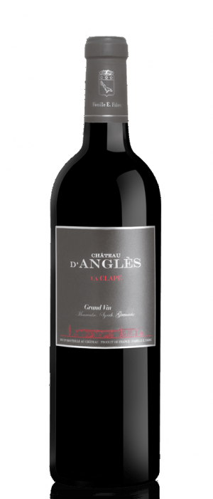 Chateau d'Anglès 2017 Grand Vin Rouge | Red Wine