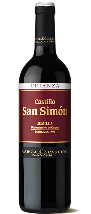 Castillo San Simón 2013 Crianza | Red Wine