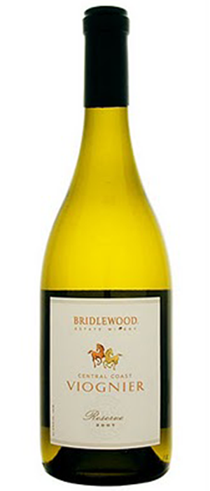 Bridlewood Estate Winery 2008 Viognier Bottle