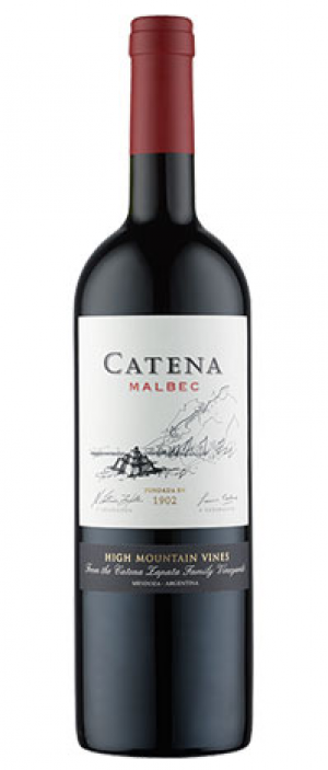 Bodega Catena Zapata 2015 Malbec Bottle