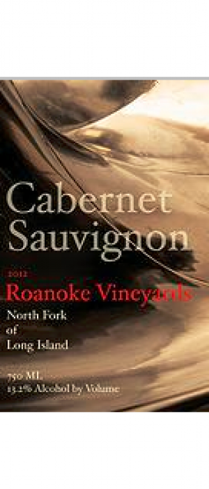 Roanoke Vineyards 2012 Cabernet Sauvignon | Red Wine
