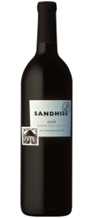 Sandhill Wines 2012 Syrah (Shiraz) Bottle