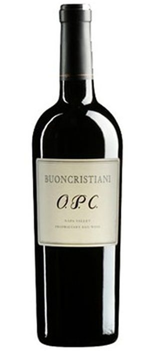 Buoncristiani O.P.C. Bottle