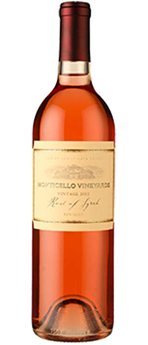 Rosé of Syrah Bottle
