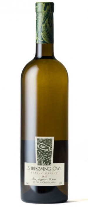 Burrowing Owl Estate Winery 2013 Sauvignon Blanc Bottle