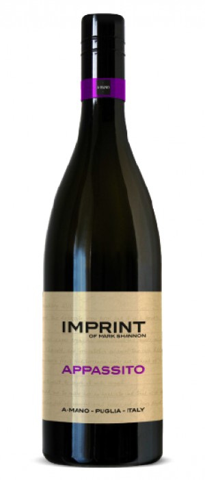 Imprint 2012 Primitivo Appassito | Red Wine