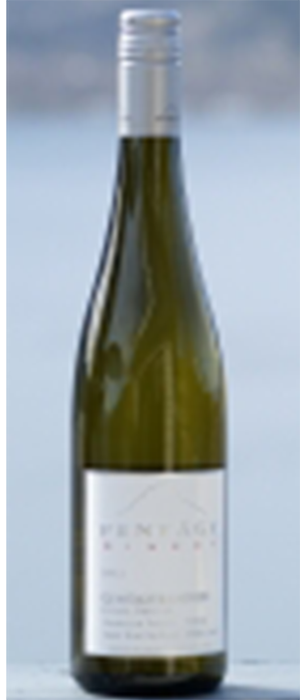 Pentâge Winery 2013 Gewürztraminer Bottle