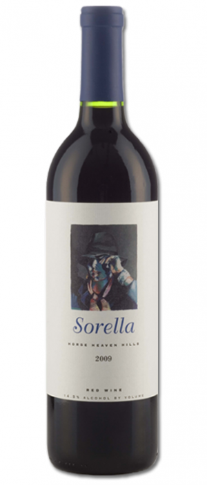 Andrew Will Sorella 2009 Bottle