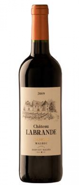 Chateau Labrande Bottle
