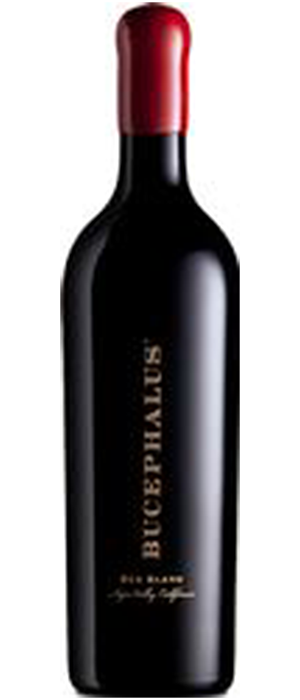 Bucephalus  Red Blend Bottle