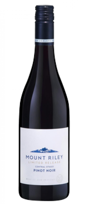 Mount Riley Wines 2016 Limited Release Pinot Noir | Red Wine