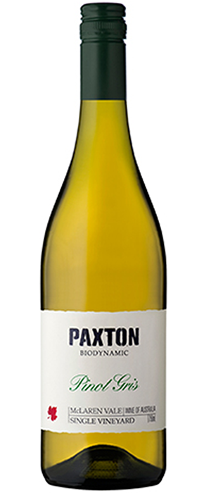 Paxton Wines 2014 Pinot Gris (Grigio) Bottle