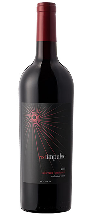Red Impulse Cabernet Sauvignon Bottle