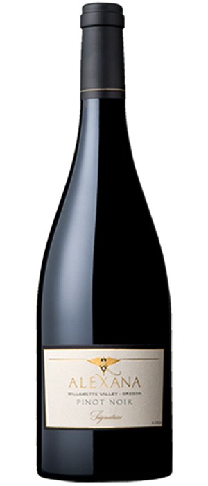 Signature Pinot Noir Bottle