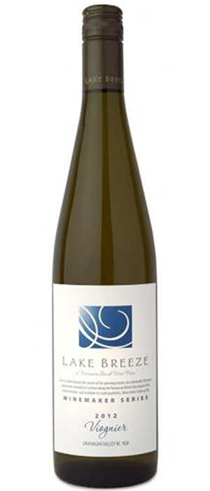 Lake Breeze Vineyards 2012 Viognier | White Wine