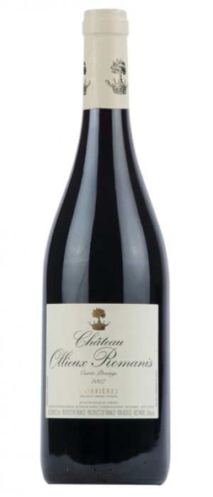 Chateau Ollieux Romanis Cuvée Prestige 2014 Corbieres | Red Wine