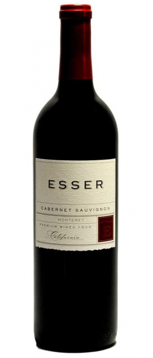 Esser Vineyards Cabernet Sauvignon 2014 Bottle