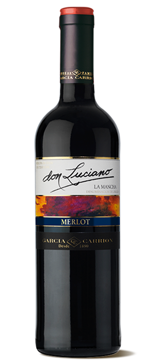 Don Luciano Merlot La Mancha | Red Wine