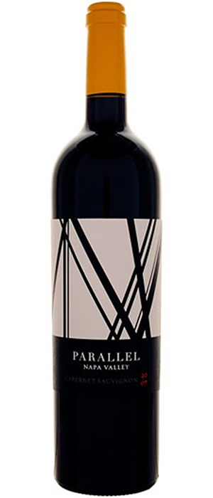 50th Parallel Estate 2007 Cabernet Sauvignon Bottle