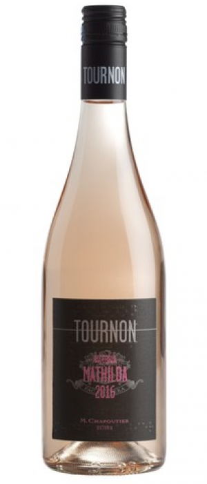 Domaine Tournon Mathilde Rosé 2016 Bottle