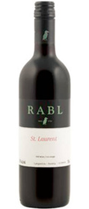 Rabl 2010 St. Laurent Bottle