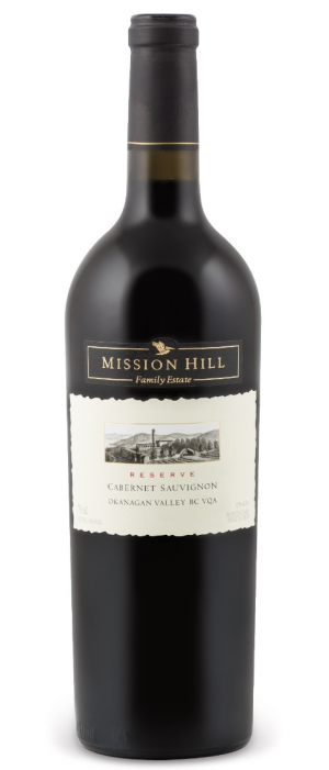 Mission Hill Reserve 2013 Cabernet Sauvignon Bottle