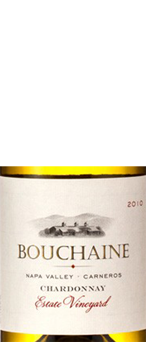 Bouchaine Estate Chardonnay Bottle